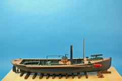 PICKET BOAT NO. 1  - MODEL SHIPWAYS KIT