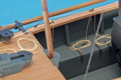 cockpit   rope coils R