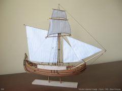 Istanbul Kayığı (Coastal trade vessel of Istanbul)