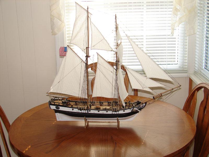 Enterprise - circa 1799