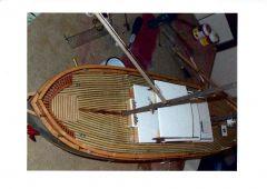 Mantua Bruma 1\43 yacht
