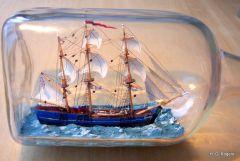 HMS Bounty, Square Rigger