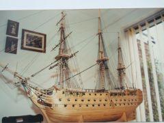 HMS Victory by mij