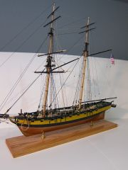 Prince De Neufchatel Model Shipways 1/64