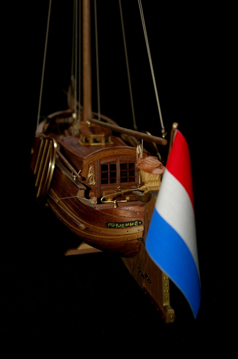 Dutch Boeier yacht