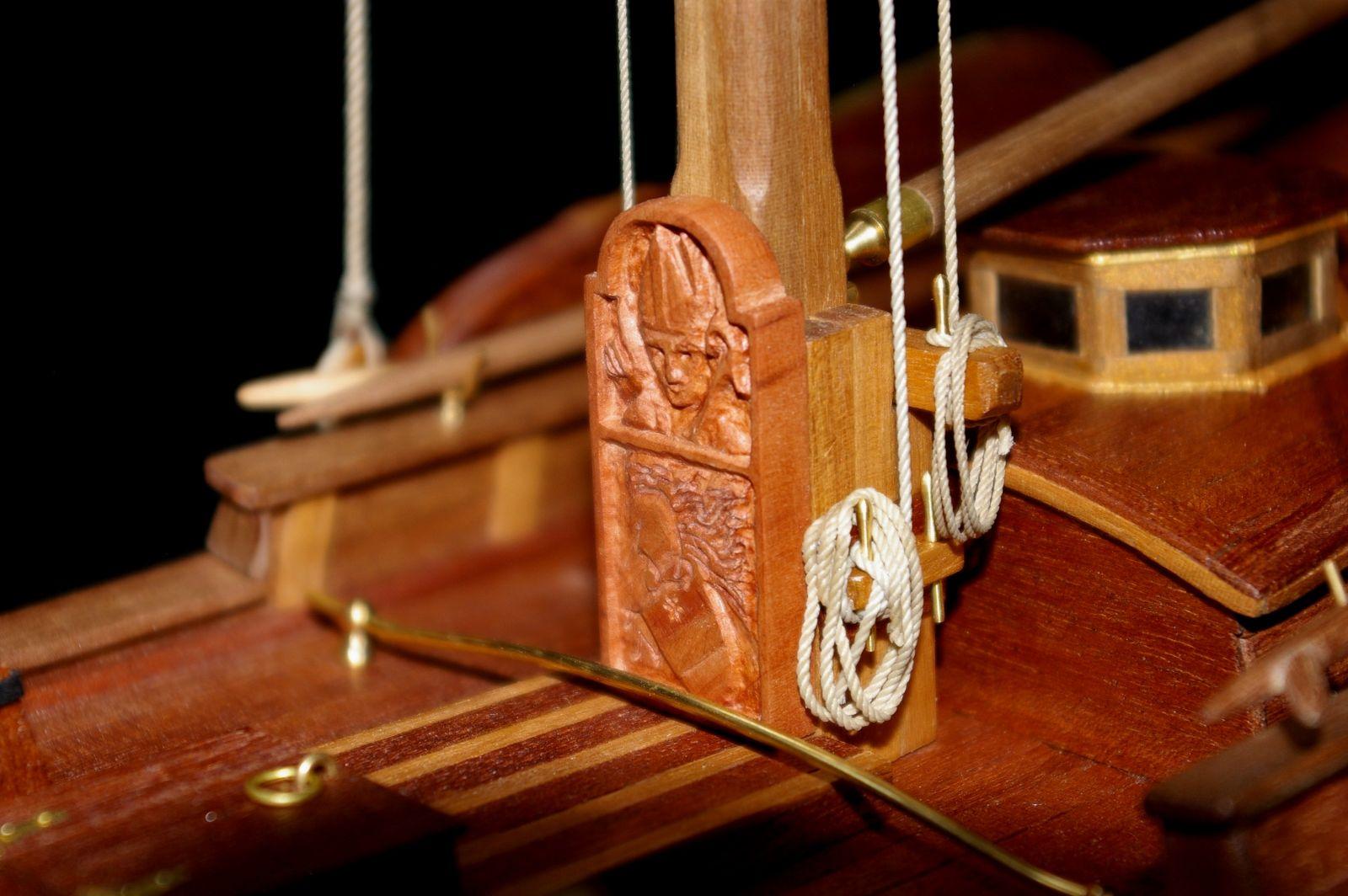 Mast board