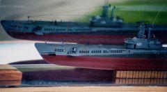 USS TRUTTA SS 421