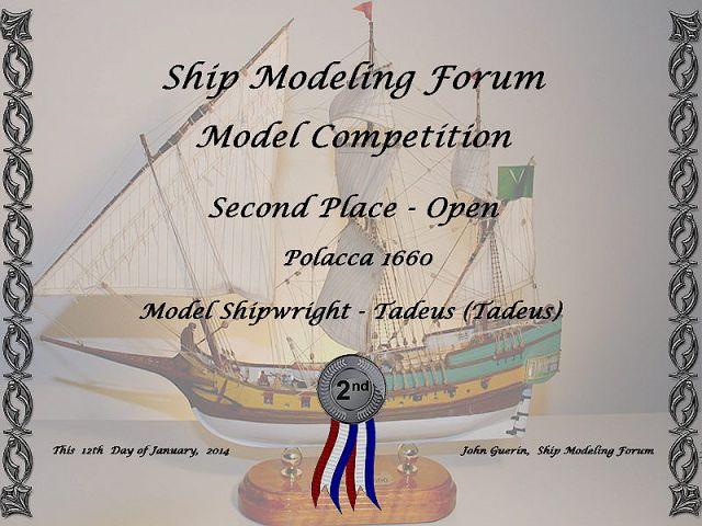 2nd place Mod