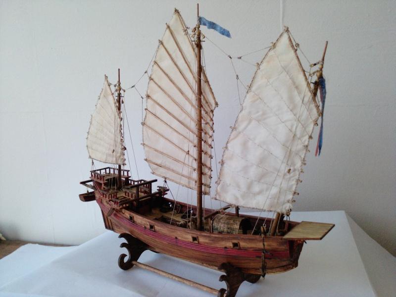 Chinese Pirate Junk