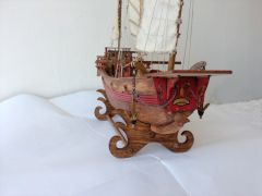 Chinese Pirate Junk