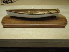 Midwest Boston Whitehall Tender On Cherry Wood Base