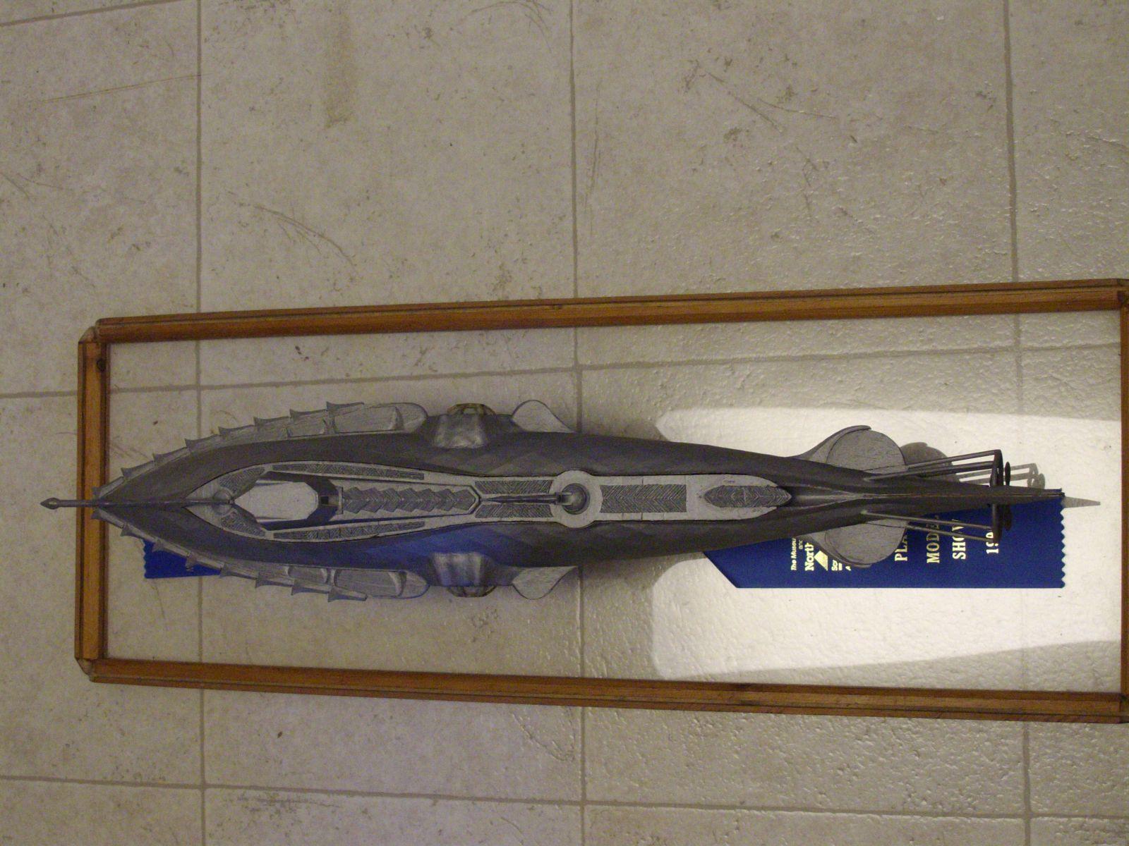 Disney Nautilus submarine