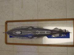 047   Disney Nautilus submarine