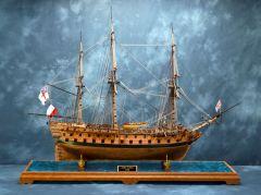 HMS Ardent (64) 1764