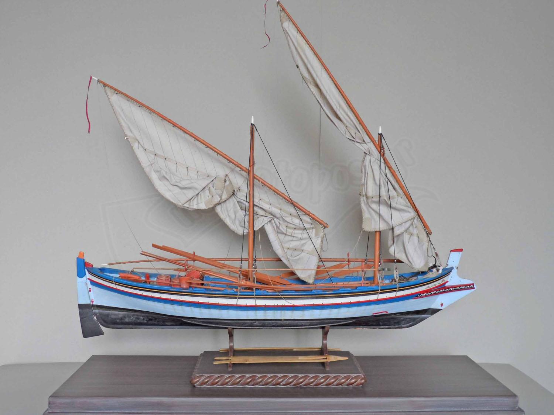 """Trata"" Greek traditional fishing boat"