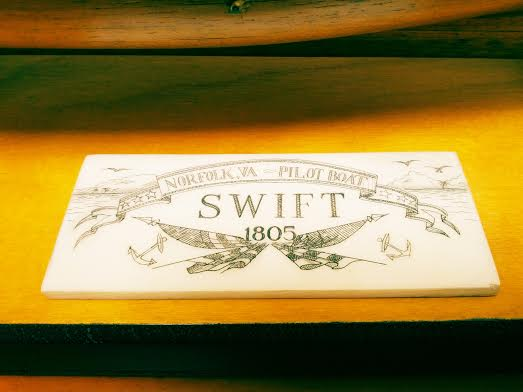 "AL ""Swift"" first build by john cole"