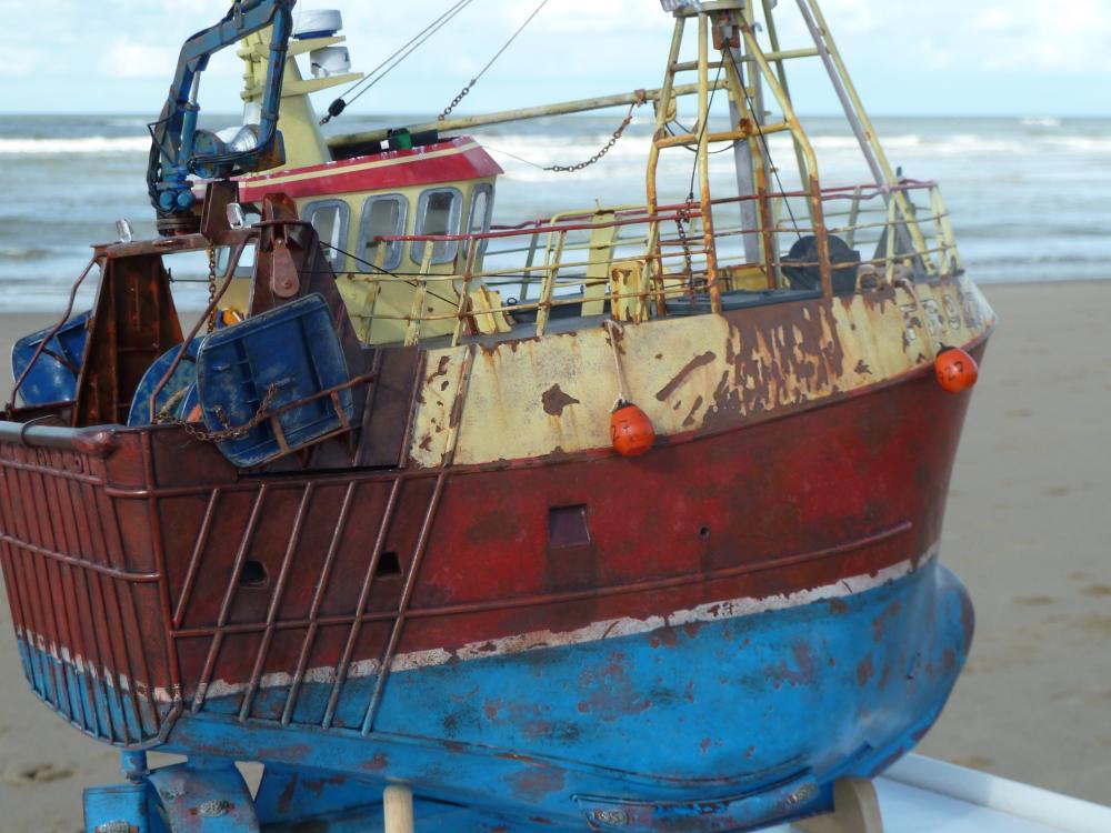FR 927 Propitious Trawler