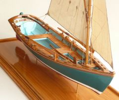 Carrianne model 11 Stb Bow