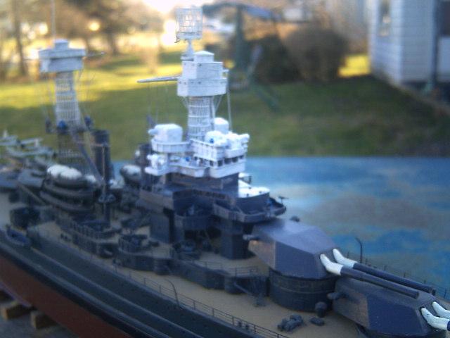 USS MARYLAND BB-47
