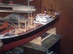 SS AMERICAN SCOUT 1956 KIT