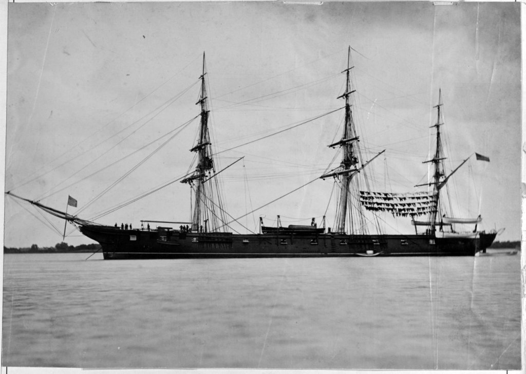 USS ALASKA (1868-1883)