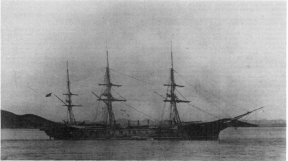 Image result for uss alaska sloop of war