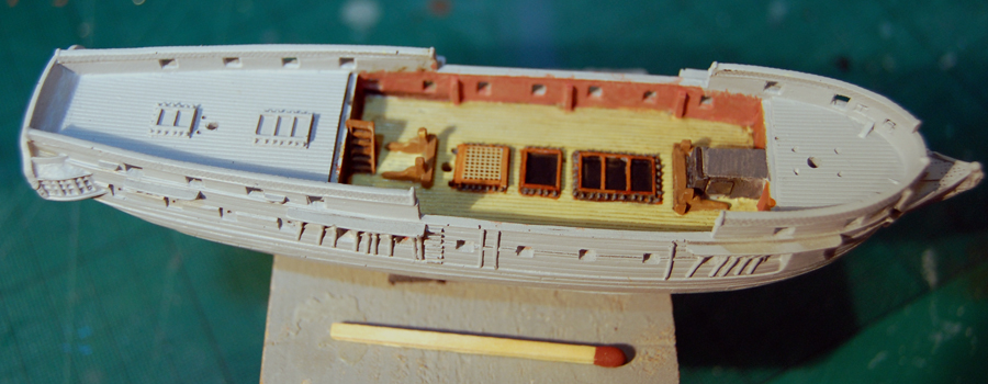 HMS Juno by PeteW - Langton Miniatures - 1:300 - PLASTIC