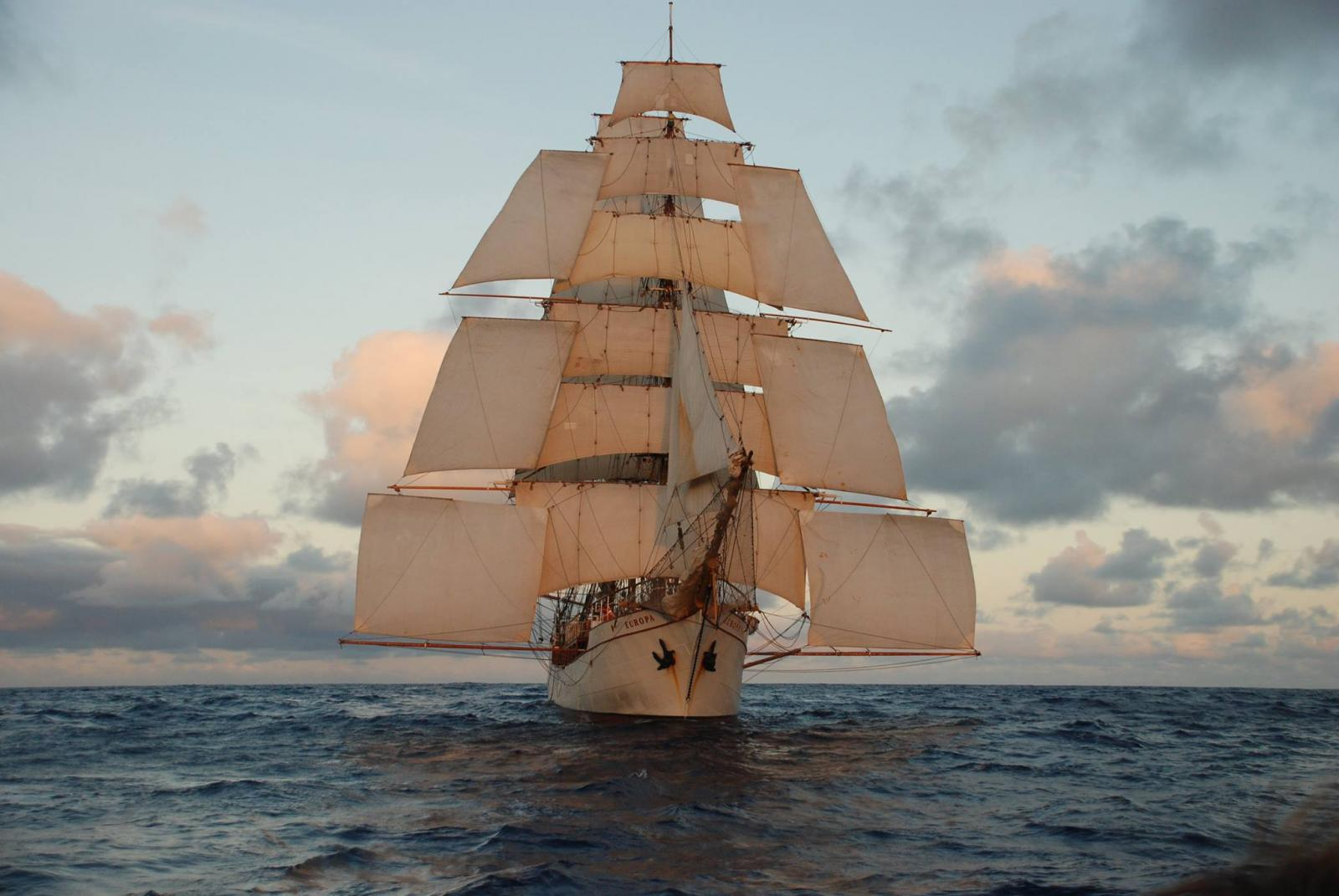 what does a stuns'l boom do? - Masting, rigging and sails - Model ...