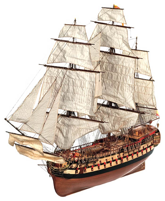 Occre Montane S 1 70 Scale By Mtdoramike Wood Ship Model