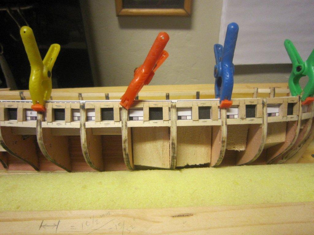 starboard side all lines up 001.JPG