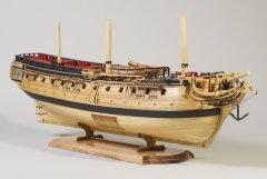 US Frigate Confederacy - 1:64 - Model Shipways