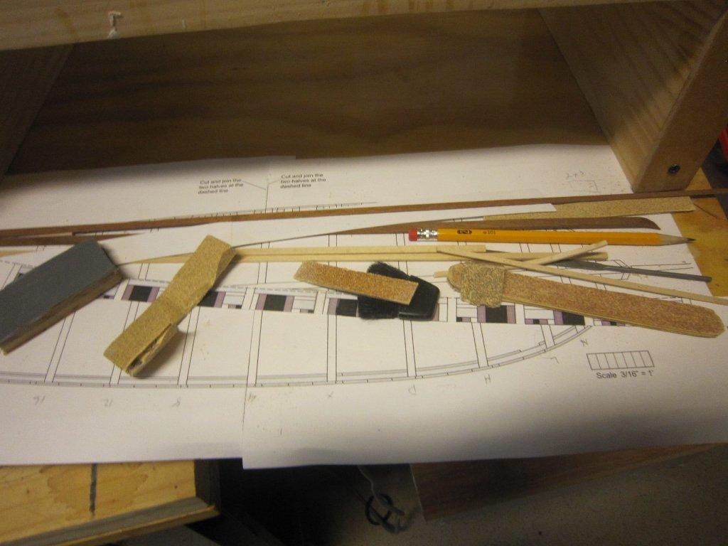 Still sanding and planning 004.JPG