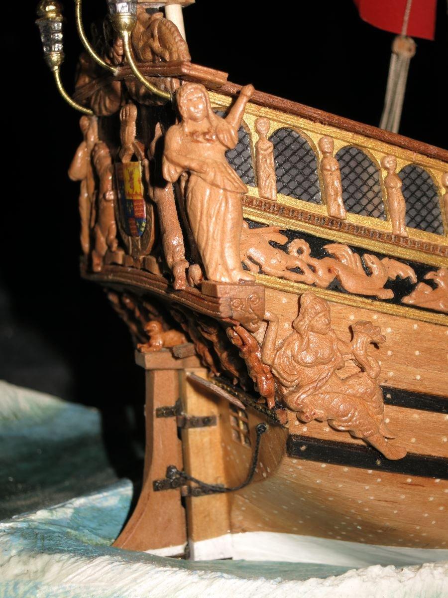 Jacht Mary, 1646