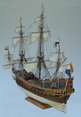 Dordreght 1 VOC retour ship
