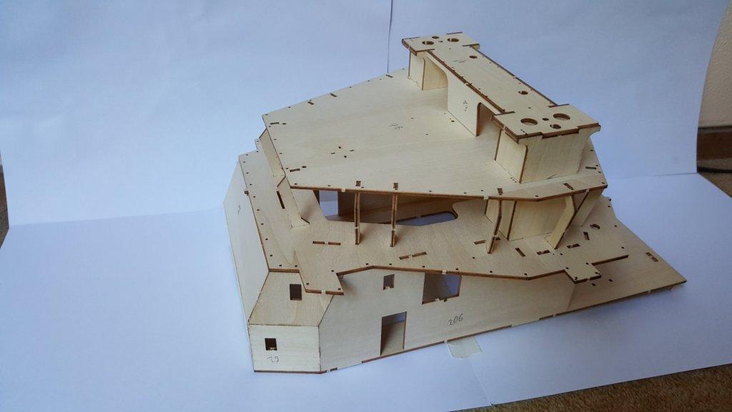 Cardboard Rc Plane Plans