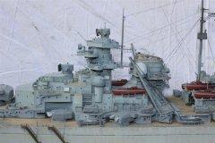 Trumpeter 1/200 Bismarck - by Kevin Completed