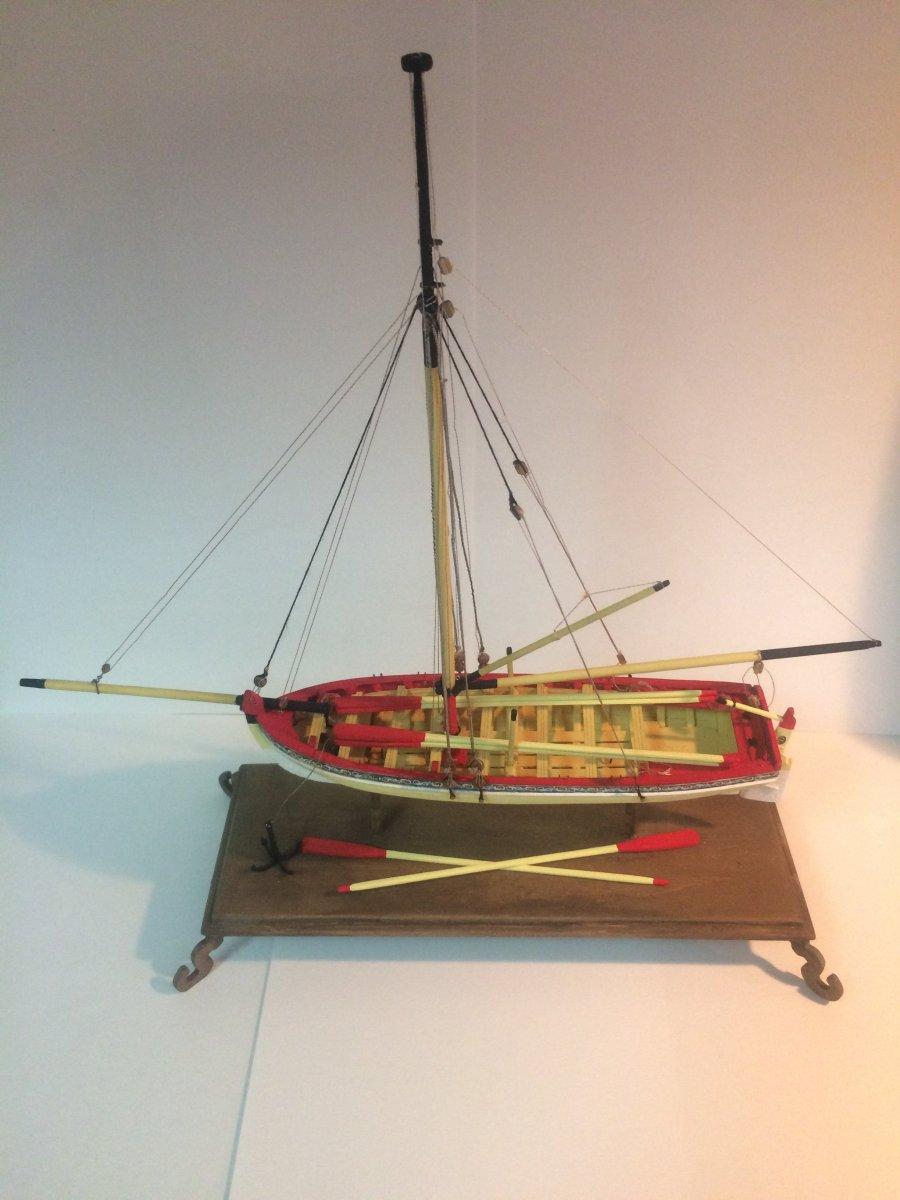 17th Century Longboat