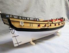 Fair America Model Shipways Hull by A.Jorden