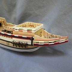 Model Shipways Mayflower Hull by: A.Jorden