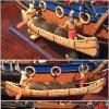 birch bark trading canoe