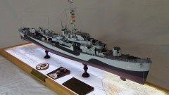 USS KENDALL C CAMPBELL DE-443