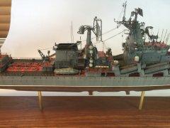Varyag amidships