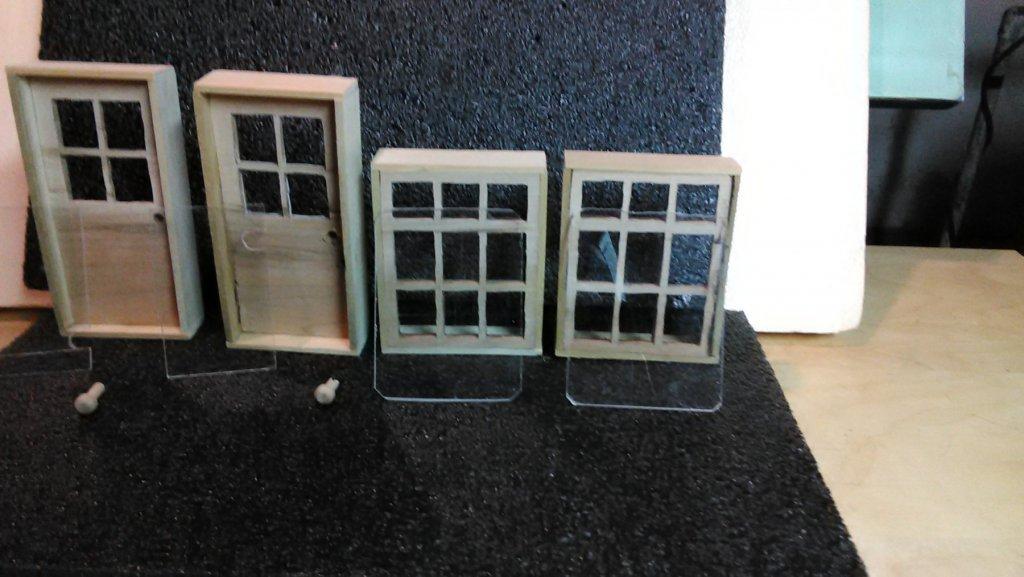 Achtkantige pdrmln door, window, lexan .jpg