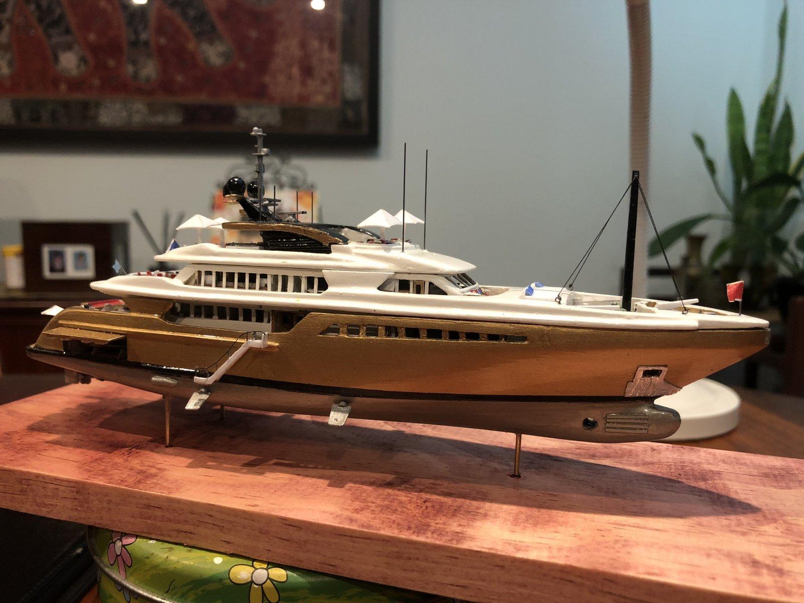 Shadow (Mega Yacht)