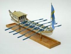 Chapman Barge 1768  (Scale 1:50)