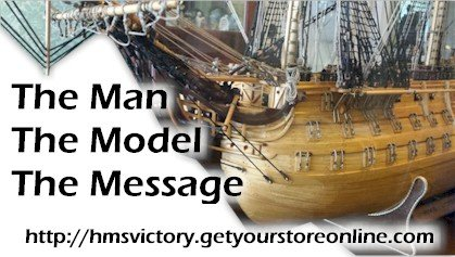 HMS Victory Model - a tribute to John R Costa