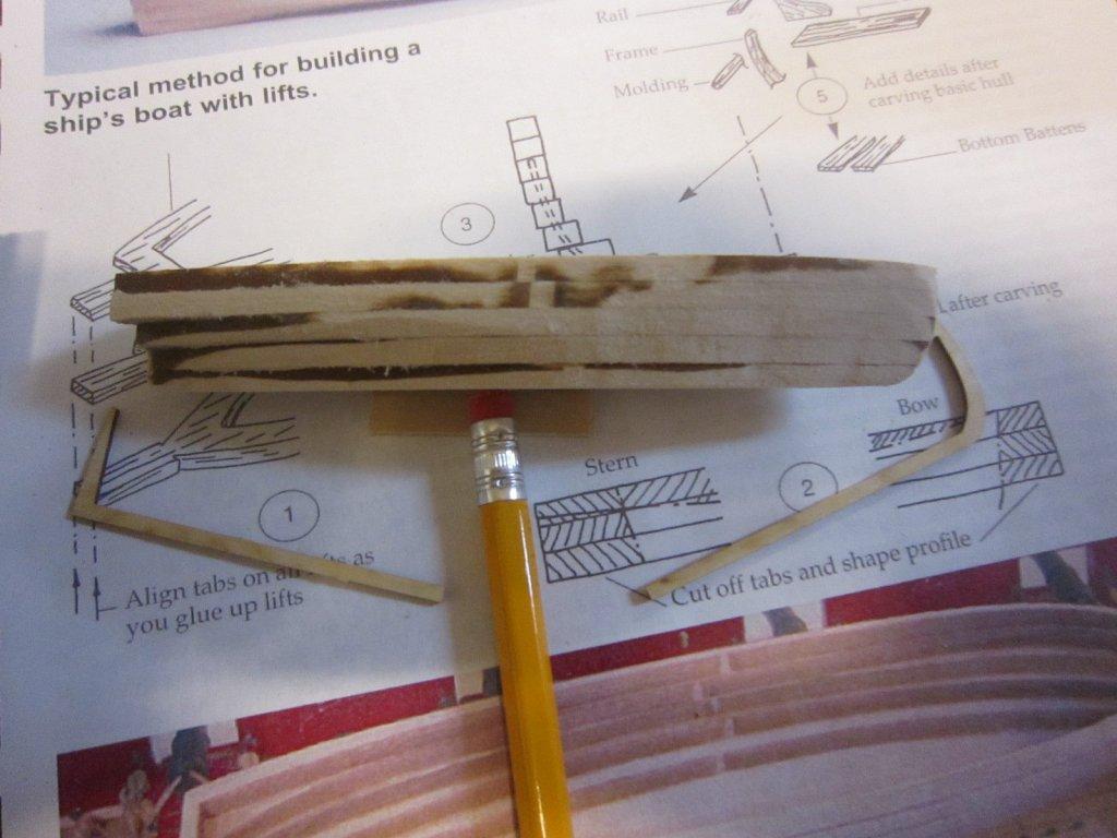 shaping exterior of long boat 001.JPG