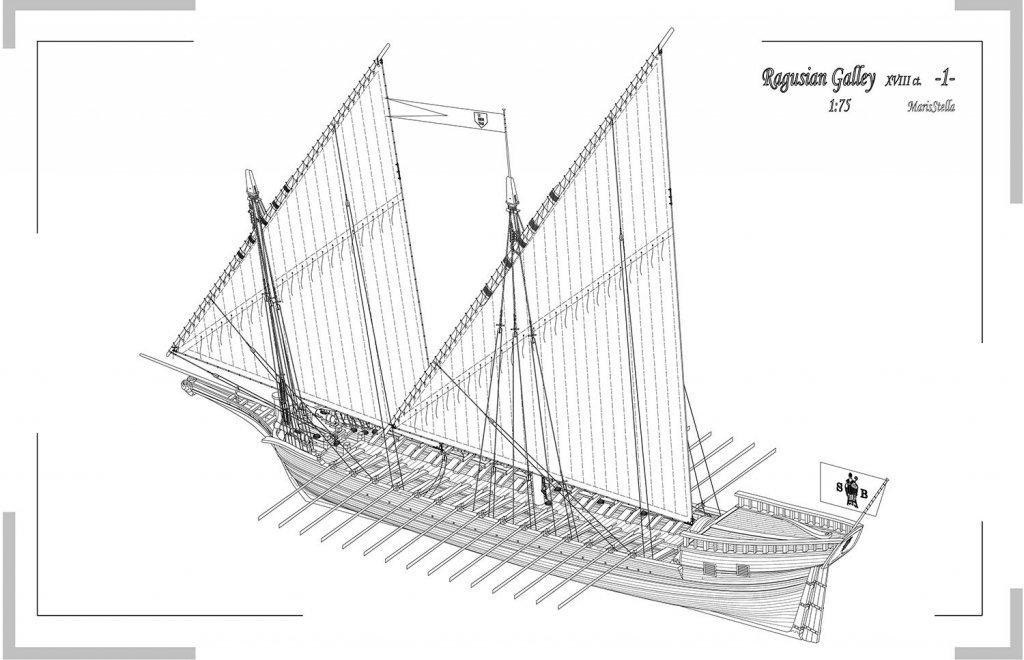galley Dalmatia 17 to 18c  became Croatia a.jpg