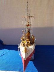 USS Olympia 1/200 cardstock