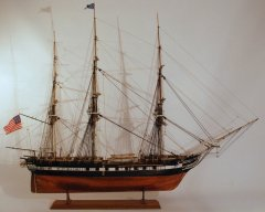 USS Constitution by usedtosail